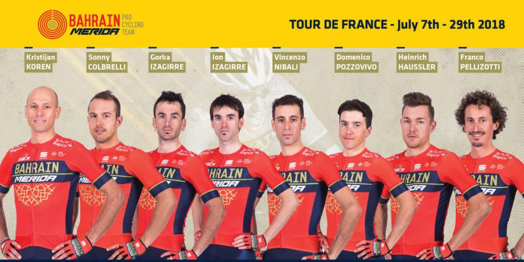 bahrain merida line up 2019