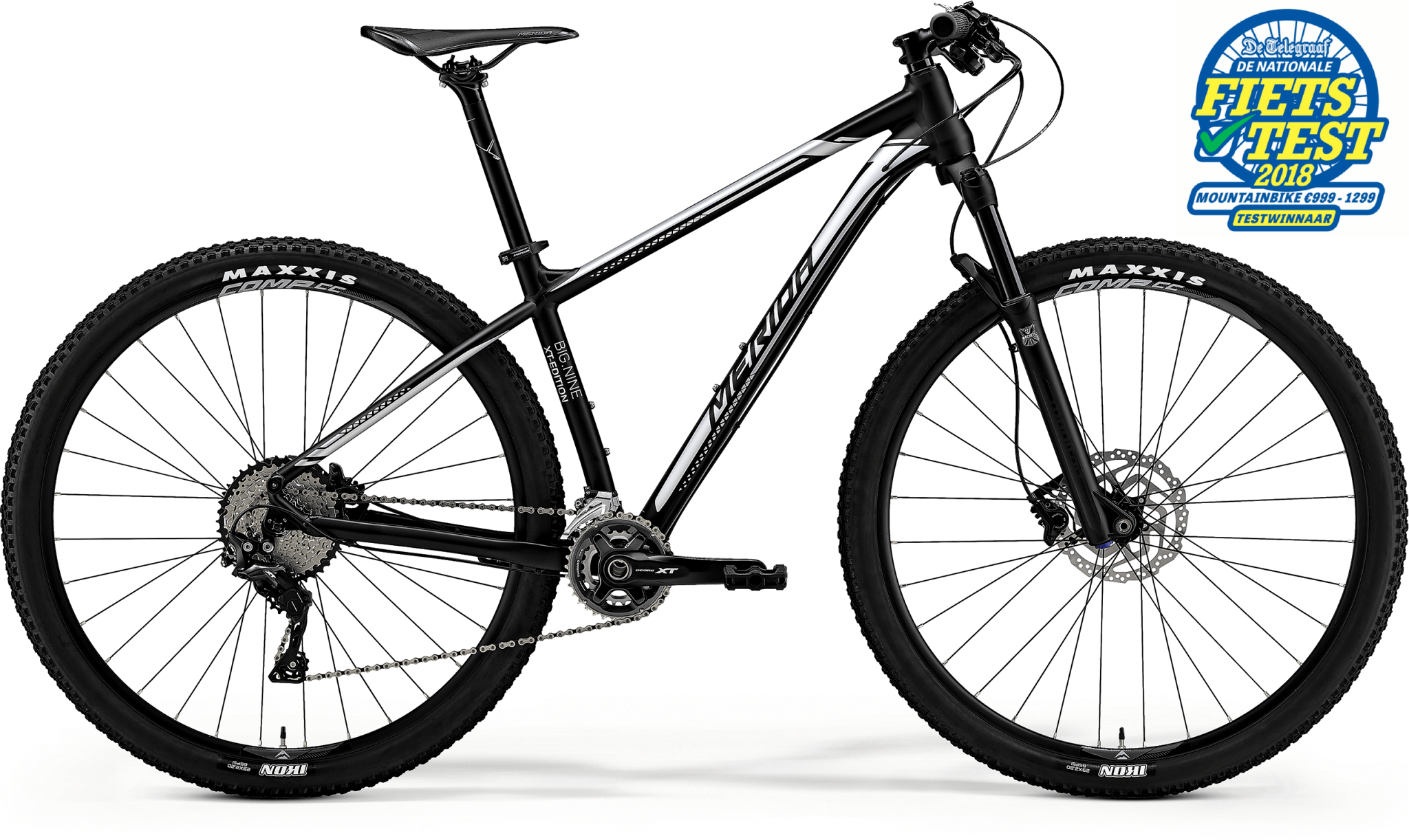 merida big nine xt-edition black